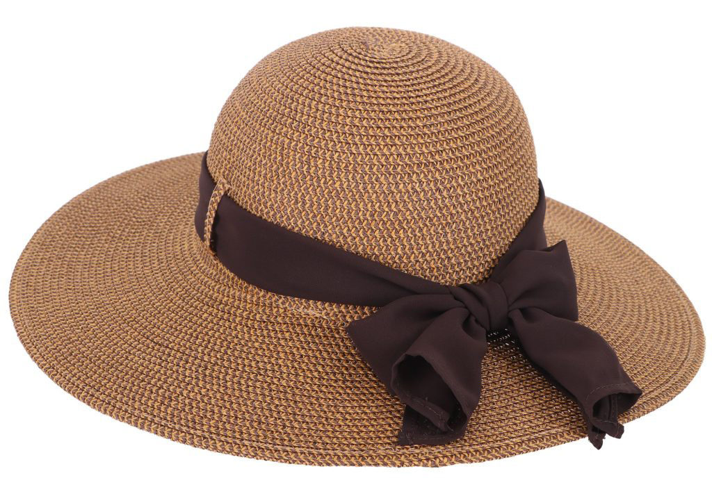 Straw hat for ladies