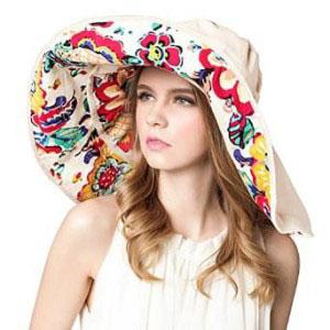 Caps for women in Summer season