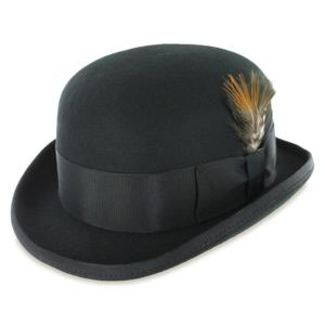 Wool Derby Hat
