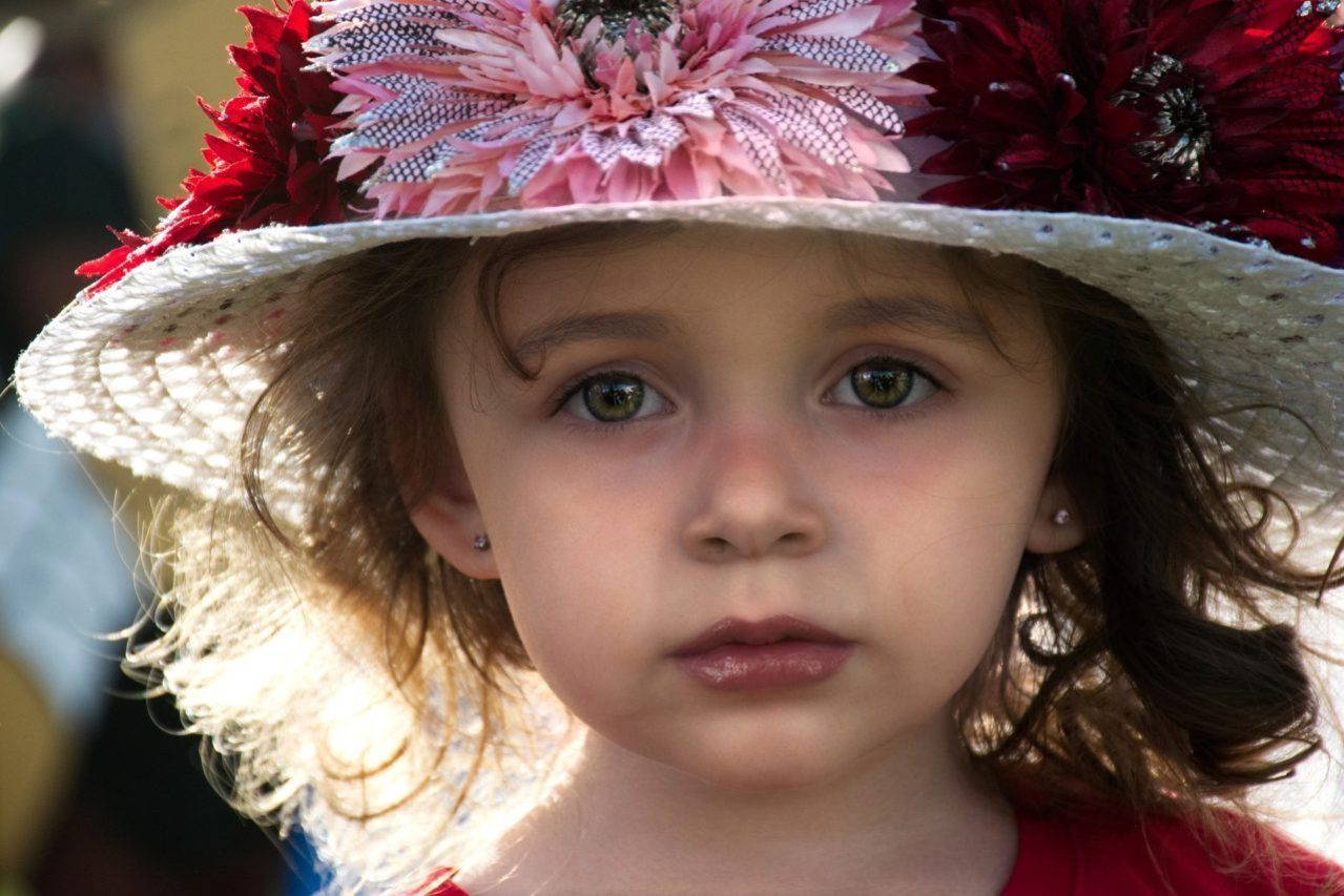 Kentucky derby hat for kids