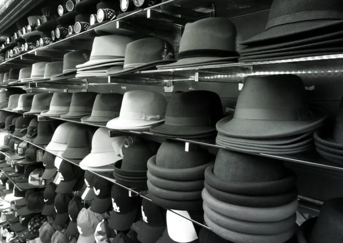 how many types of hats are there