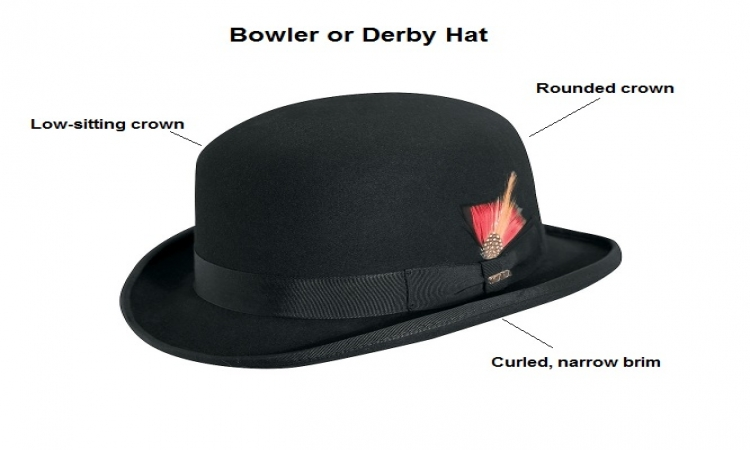 Derby or Bowler