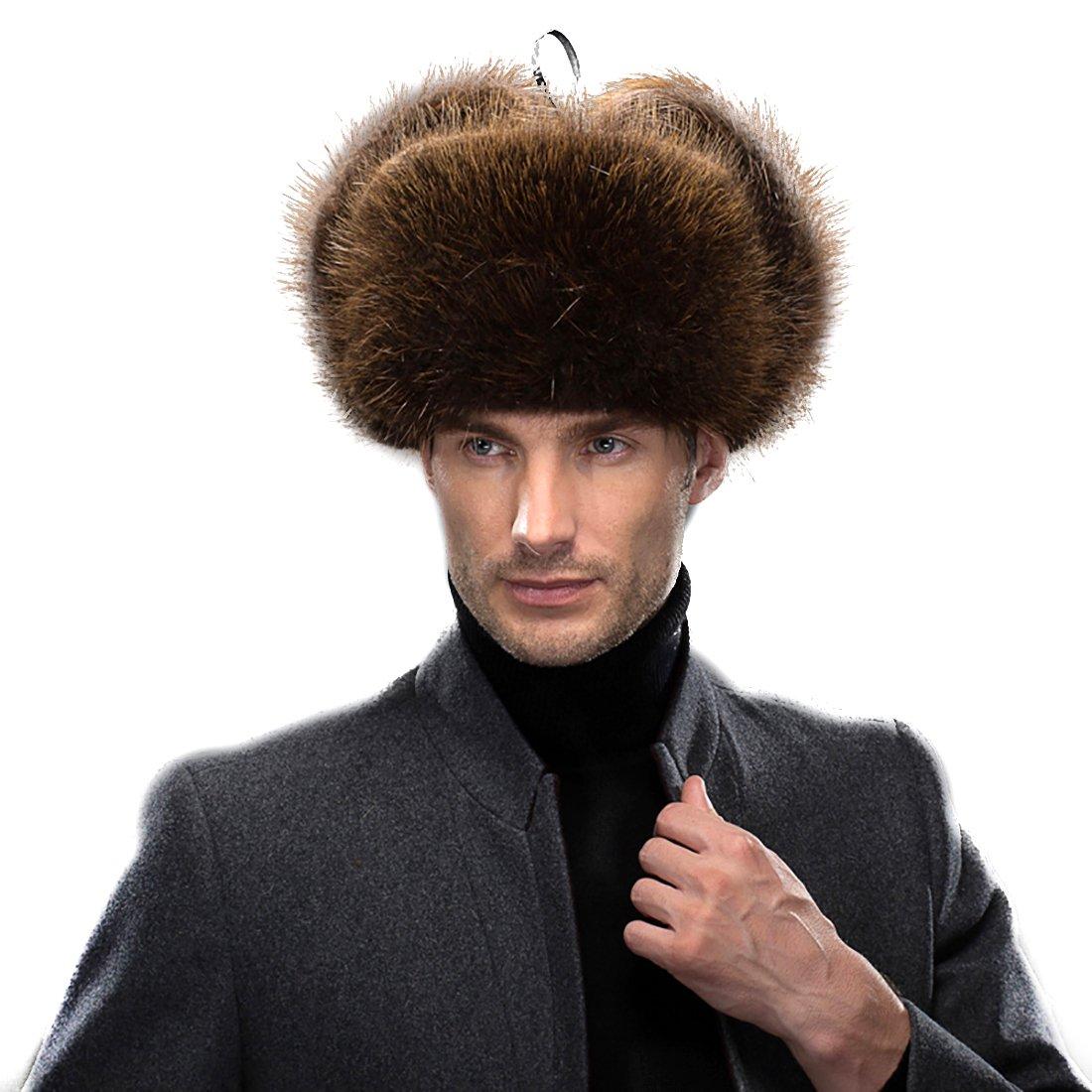 Winter Russian Hat