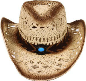 Fashionable Cowgirl Hat