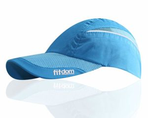 FitDom Lightweight Running Hat