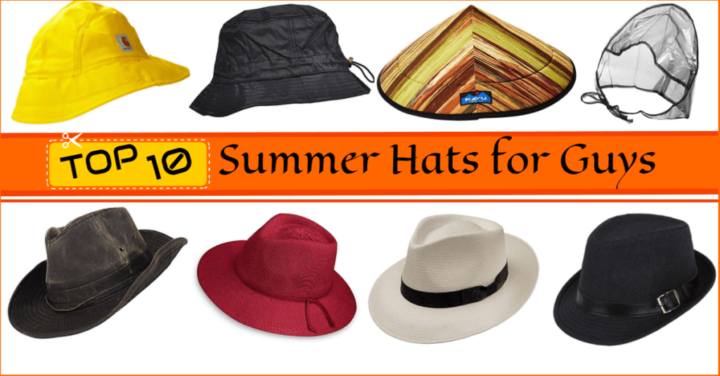 dbbf136ef Best Summer Hats for Guys in 2019 Reviews and Buying Guide