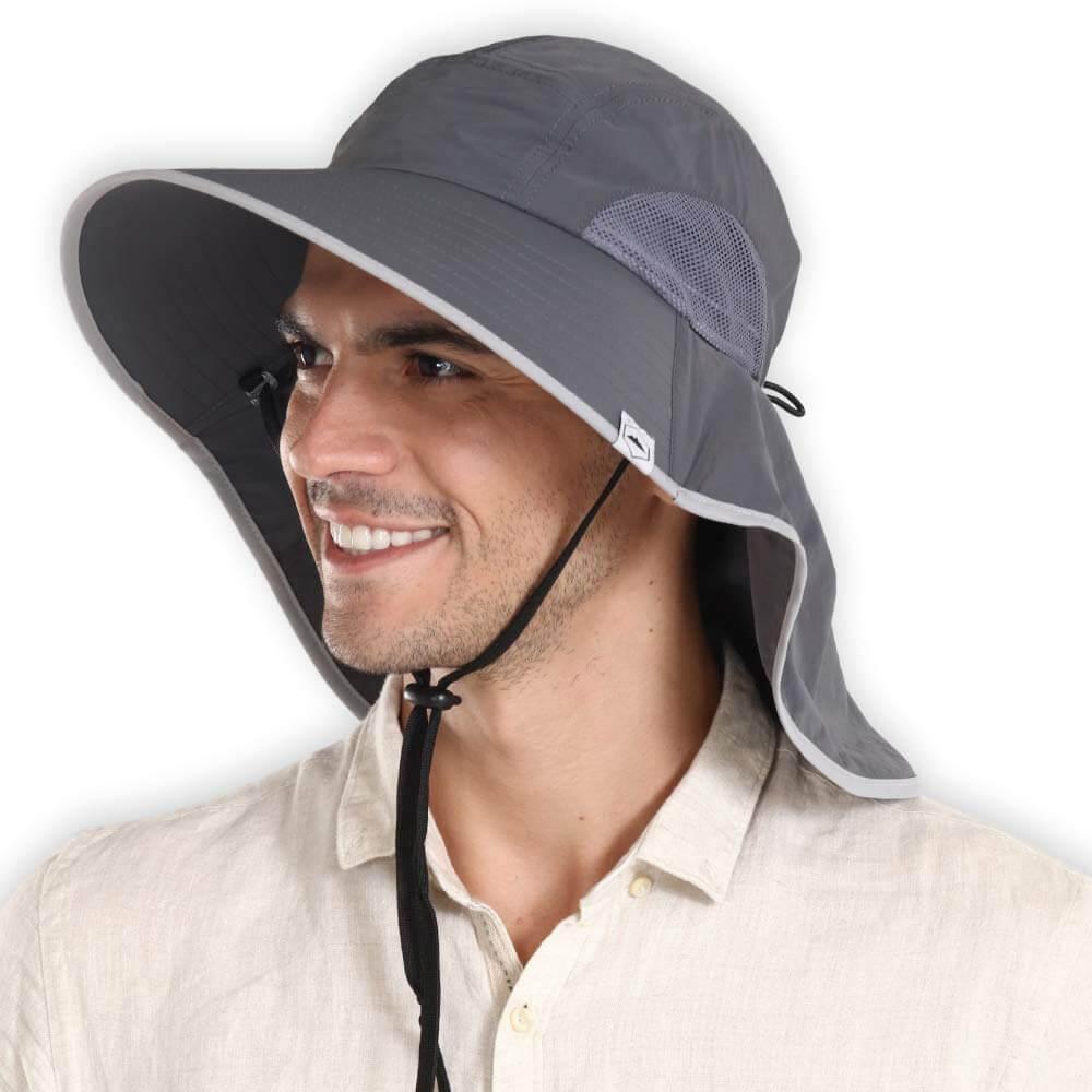10 Boonie Unisex Sun Hat for Men & Women