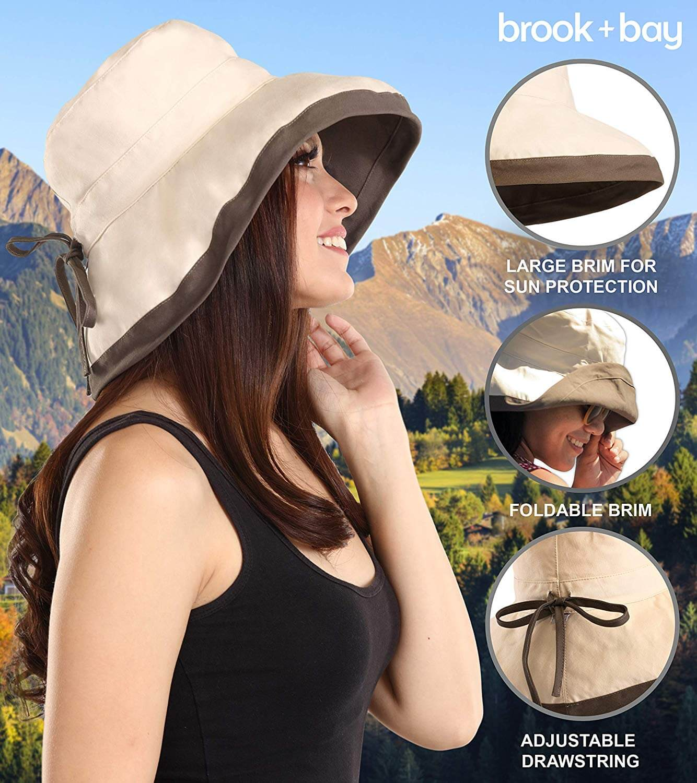 10 High UV Protection Women Gardening Hat
