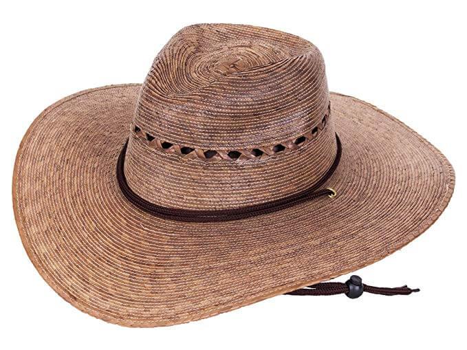 10 Tula Unisex Gardener Lattice Straw Hat