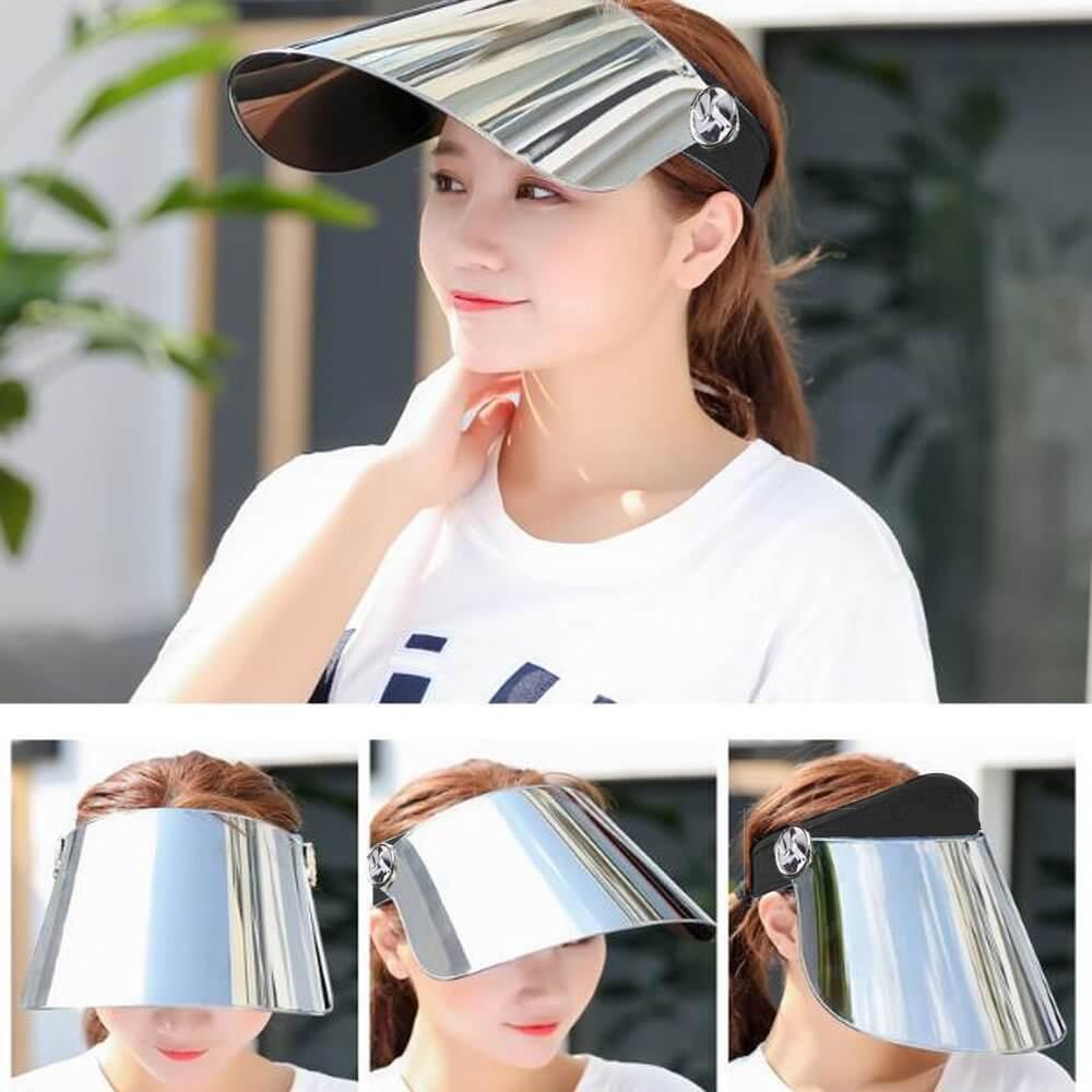 2. WAYCOM Sun Cap, Sun Visor Men Gargening Hat