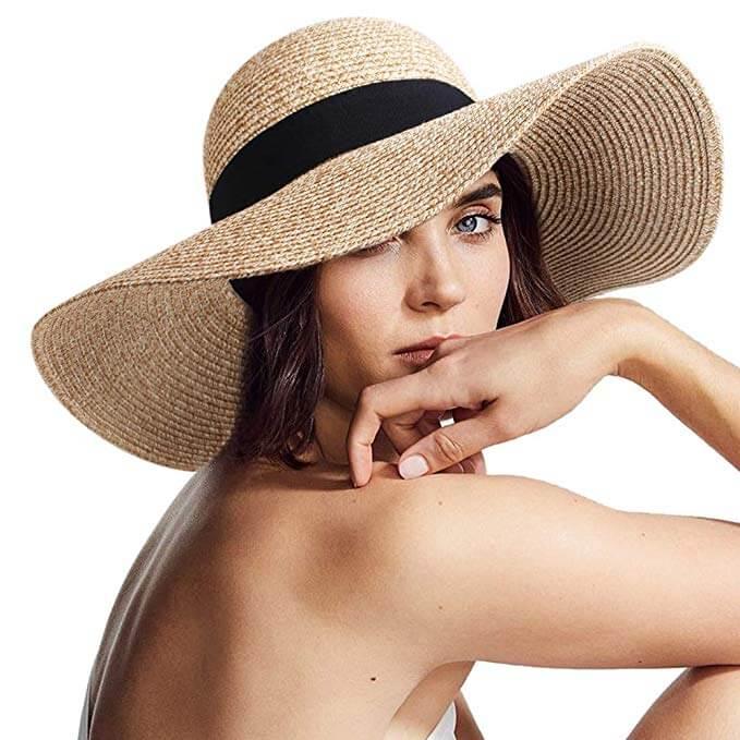 2. Women Sun Straw Gardening Hat
