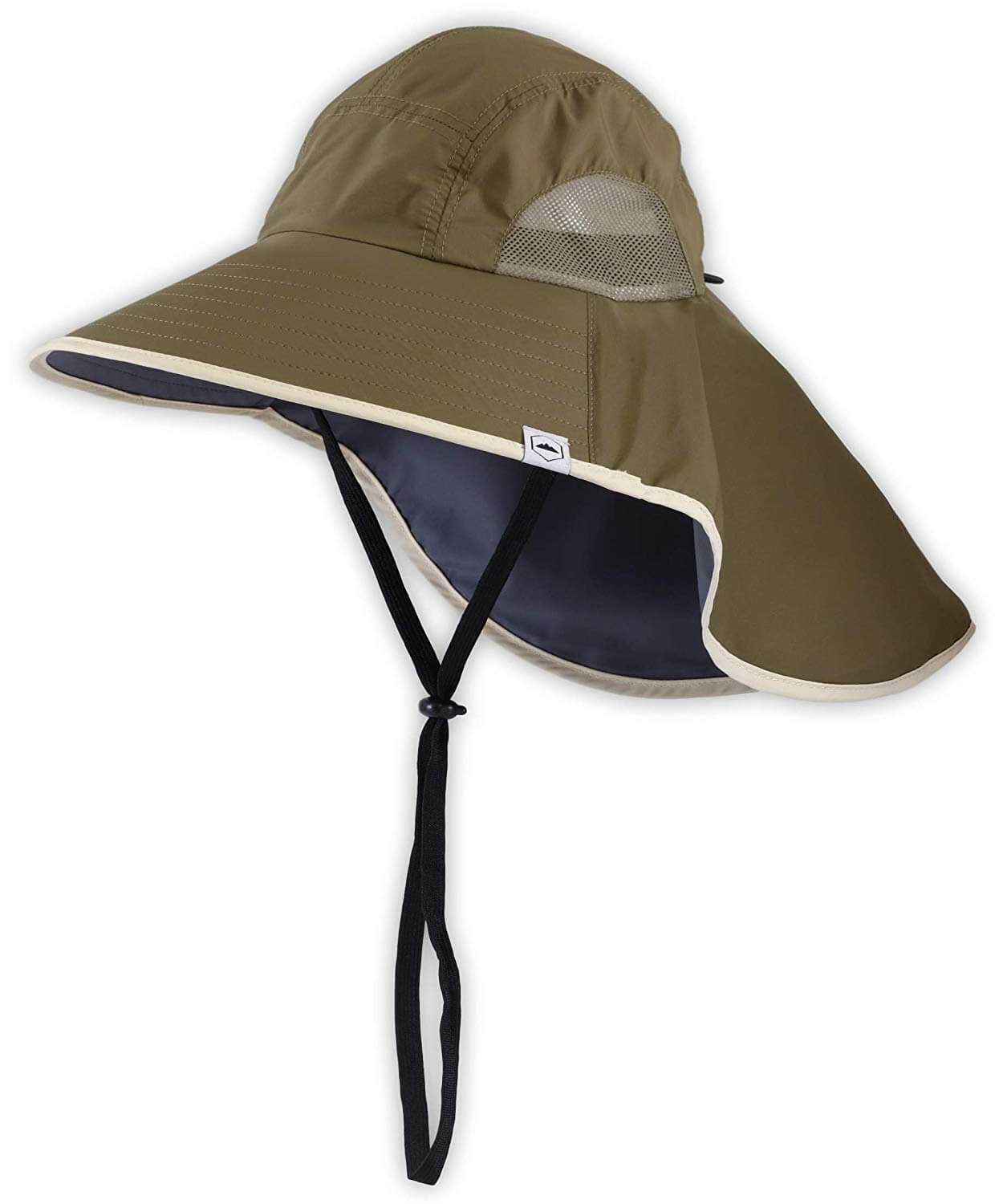 6 Boonie gardening Hat with UV Protection - UPF 50 Outdoor Bucket Hat
