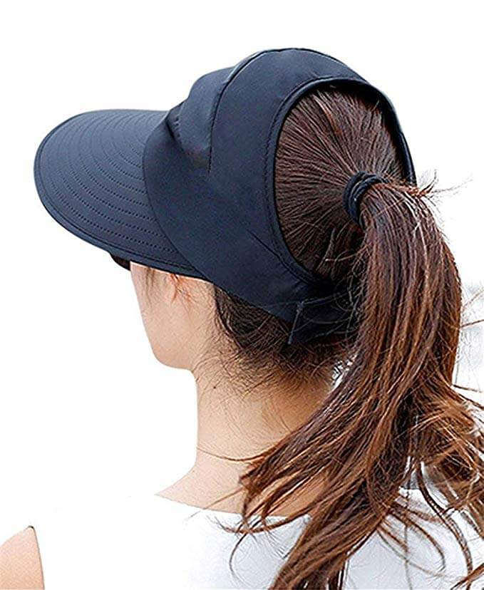 9 Sun Visor Breathable & Lineweight Wide Brim Women Hat