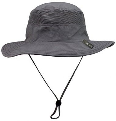 Camo Coll Outdoor Summer Sun Hat