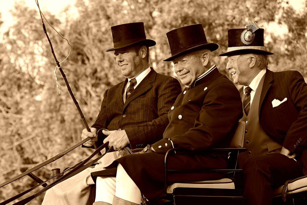 Gentleman's Etiquettes of Wearing Hat in Wedding