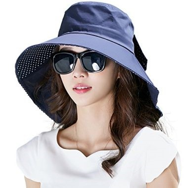 Siggi Women's Summer Cotton Cover Sun Hat