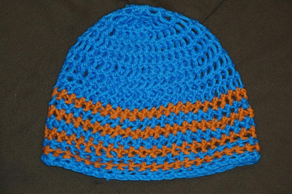 Comfortable Crochet Cap