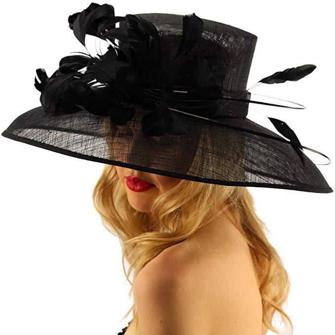 A Royal Sinamy Hat