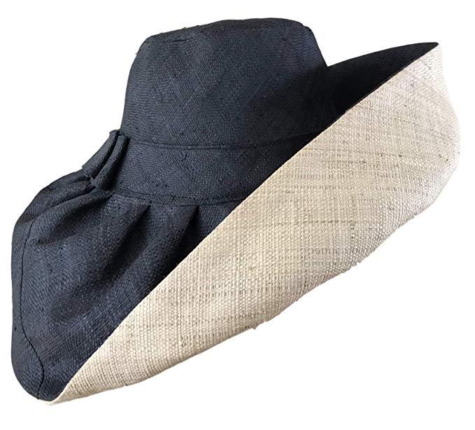 Genuine Madagascar Raffia Hat
