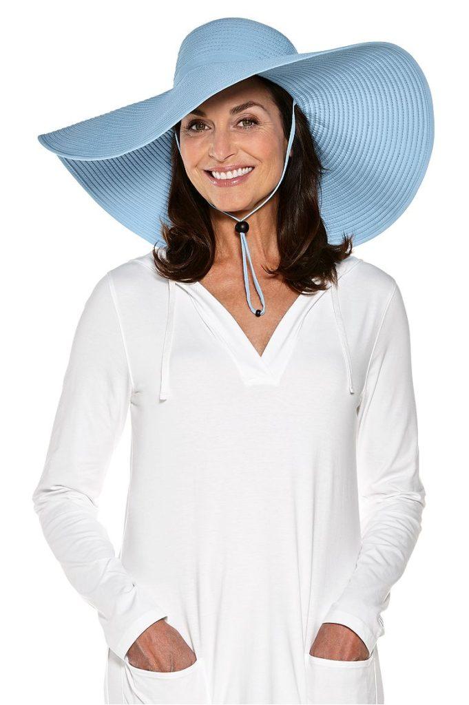 Women's Shelby Poolside Hat by Coolibar