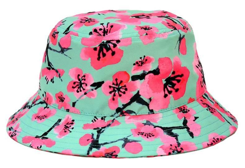 Bucket hat style