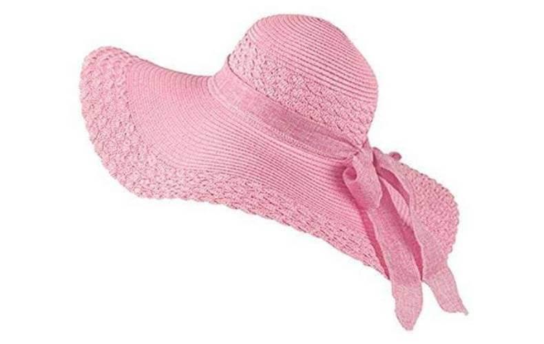 flappy beach hat