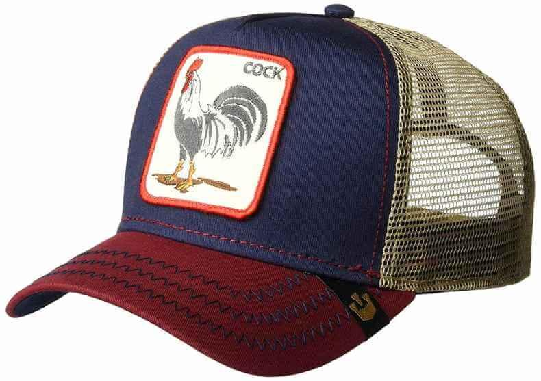 high profile hat